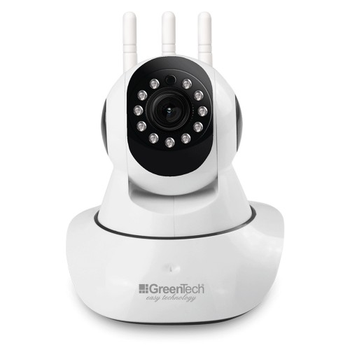 GT-IP46HD 2MP WiFi Hareketli IP Kamera