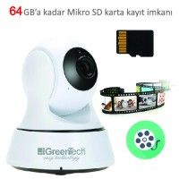 GT-IP23HD WiFi Hareketli IP Kamera