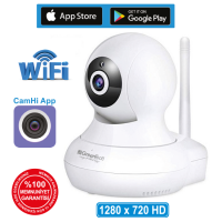 GT-IP41HD WiFi Hareketli IP Kamera